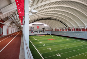 University of Maryland New Cole Field House