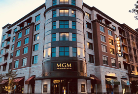 MGM hotel in Springfield, MA