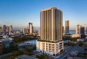 CANVAS luxury condo facility in the entertainment district of Florida