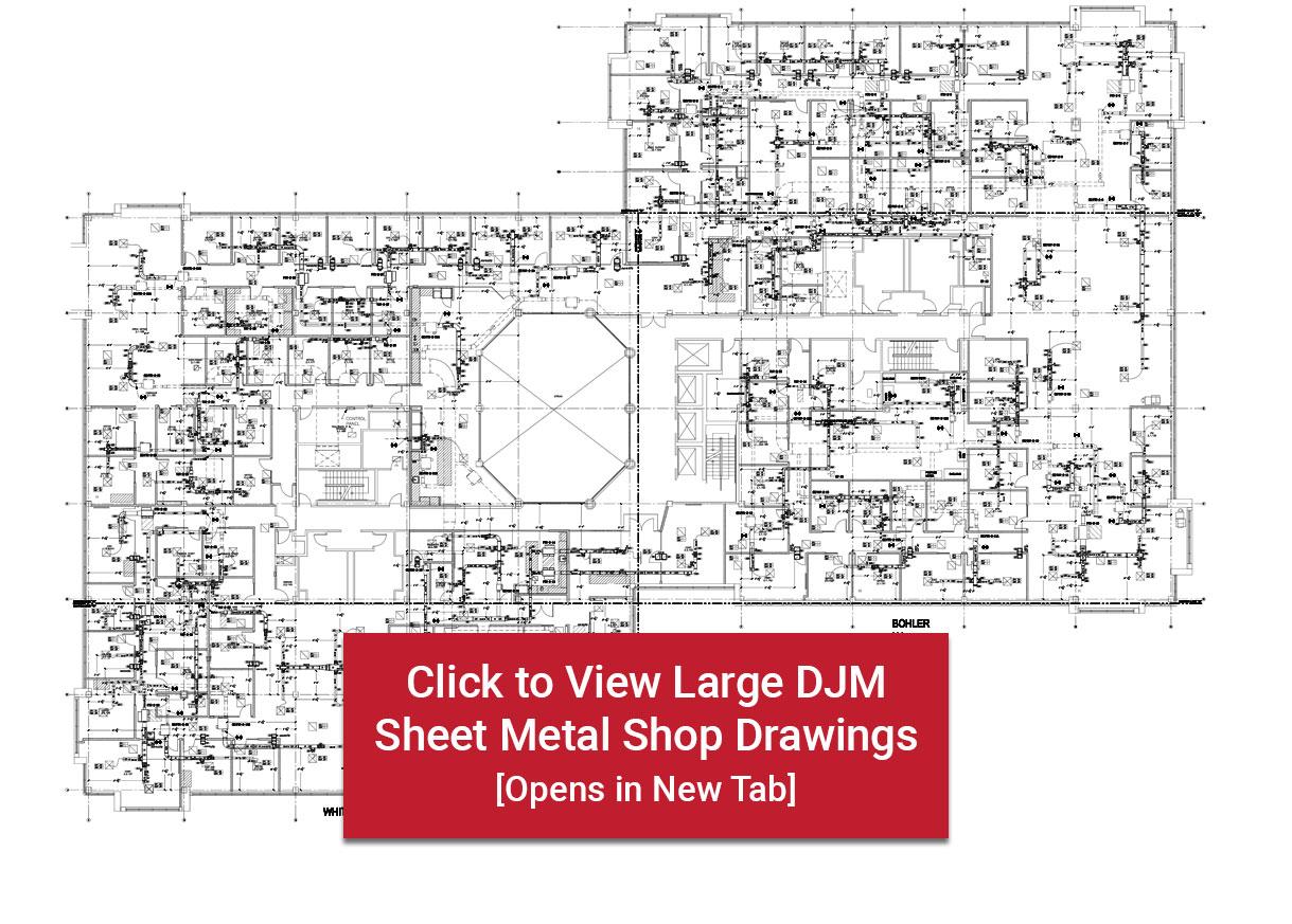 Sheet Metal Shop Drawings