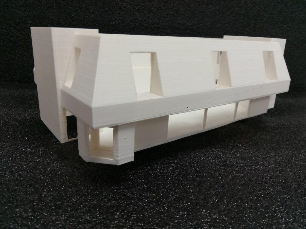 3D printed office model by DJM Design CAD & Coordination