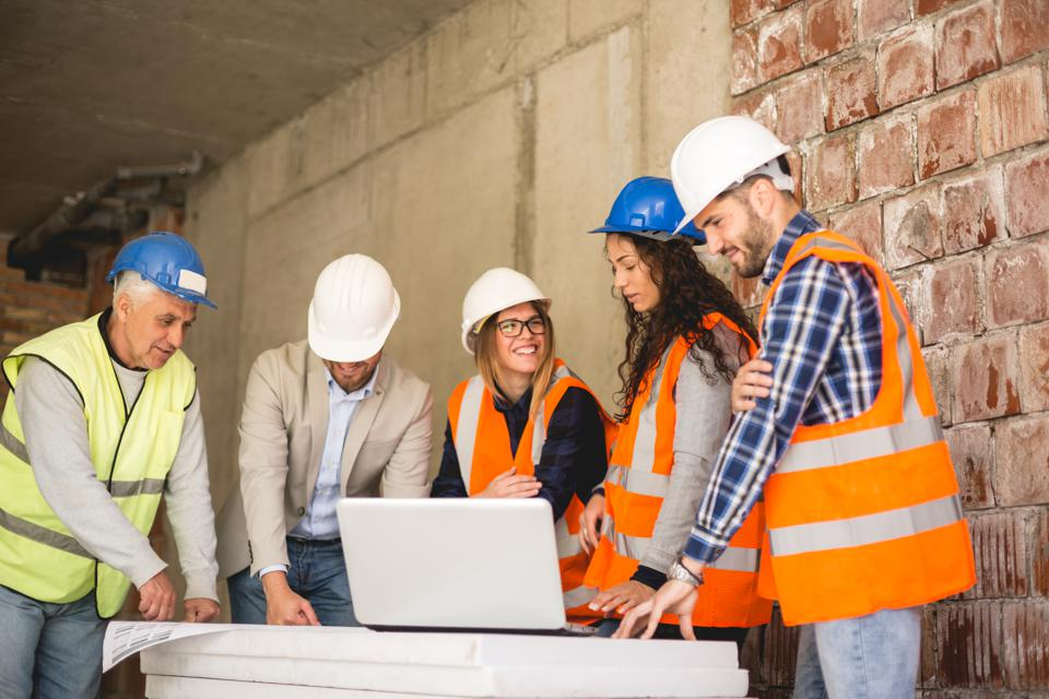 More women are joining construction