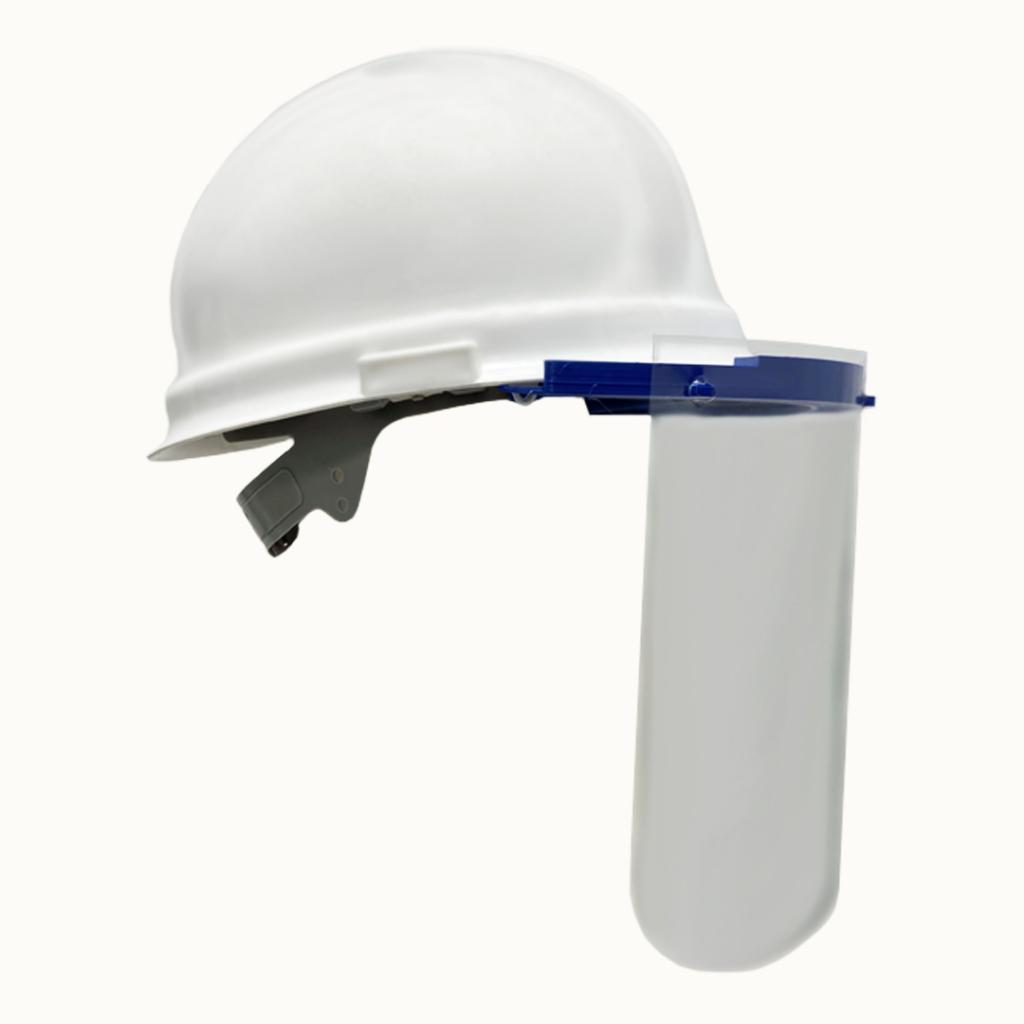 MSA Hard Hat face shield