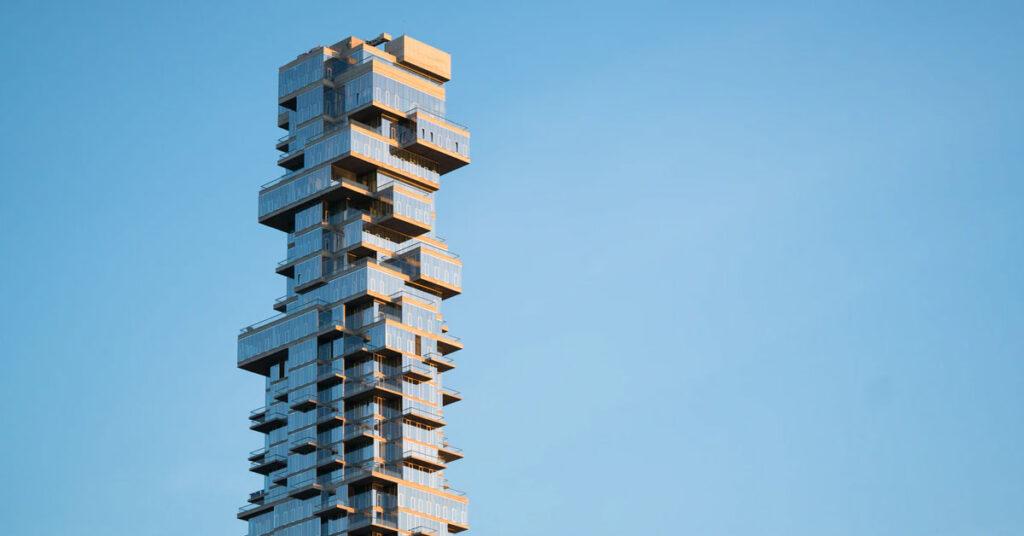 Modular skyscraper